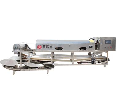 多功能200型数控圆形河粉凉皮机