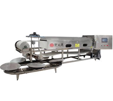 多功能400型数控河粉凉皮机